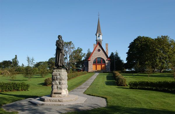 Historic Grand Pre Annapolis Valley Nova Scotia
