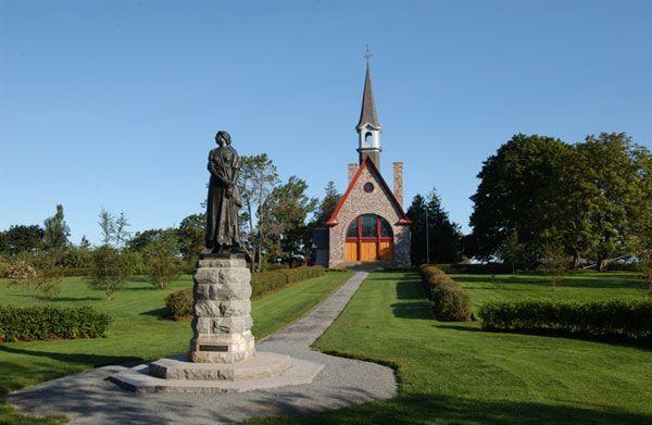 Historic Grand Pre Annapolis Valley Nova Scotia