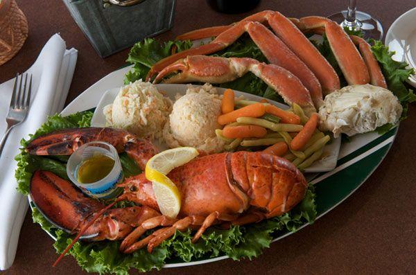 Fresh Nova Scotia Lobster & Crab