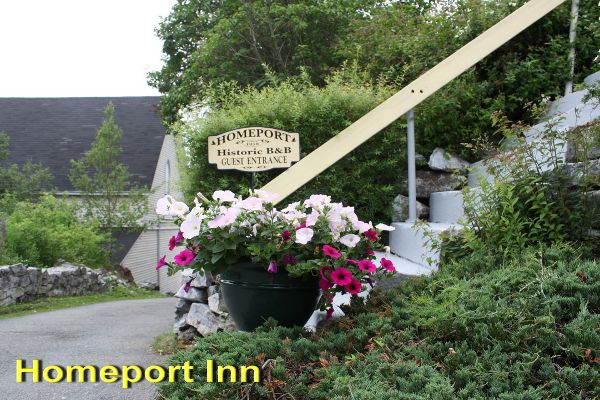 Homeport Historic B&B/Inn