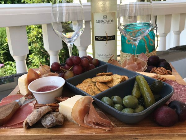 Charcuterie & Wine