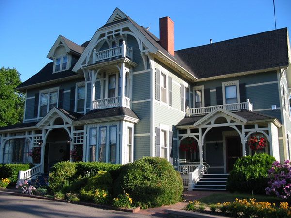 Victorias Historic Inn