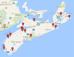 Inns of Nova Scotia | Distinctive Hotels, Inns and Bed & Breakfasts